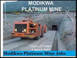Modikwa Platinum Mine (Pty)Ltd